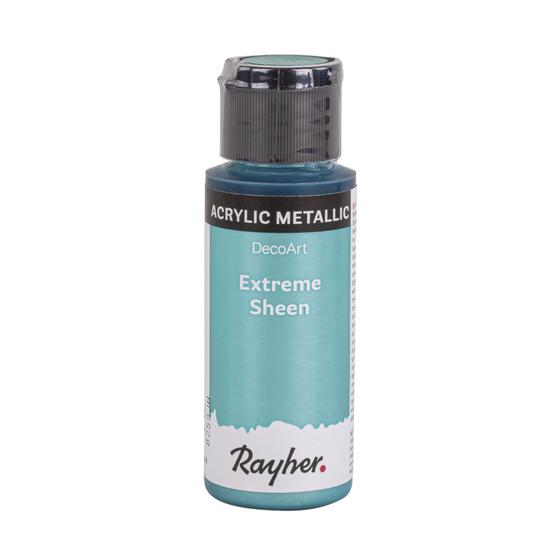 Extreme Sheen, metallic, Flasche 59ml, aquamarin